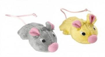 Katzenspielzeug Mäuse Set 2 Stk.