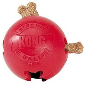 Hundespielzeug Kong Biscuit Ball