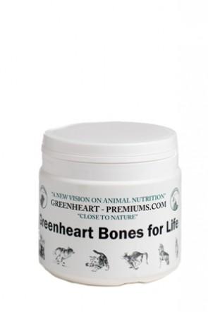 Greenheart Bones for Life 450g
