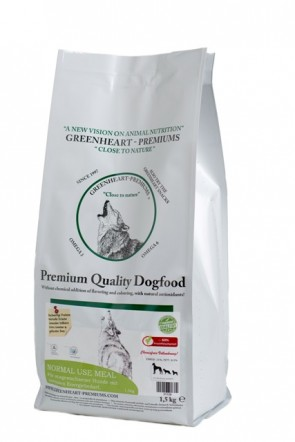 Greenheart Normal Use Meal