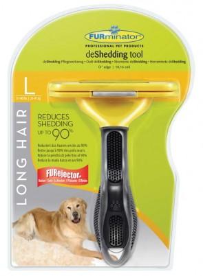 Pflegewerkzeug für langhaarige große Hunde