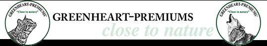 Greenheart Premiums - Chemiefreie Tiernahrung