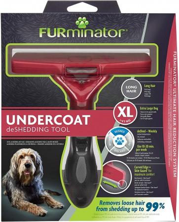 FURminator für langhaarige Hunde | XL
