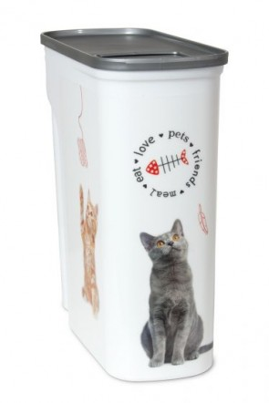 Futterbox Katze für 2,5kg