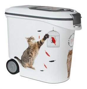Futterbox Katze 35L für 12kg