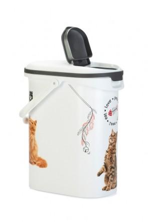 Futterbox Katze 10l für 4kg