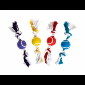 Violett, Gelb, Rot, Blau