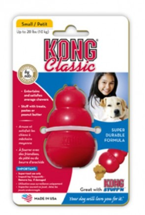 Hundespielzeug Kong Classic XL