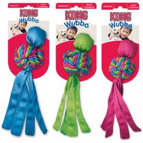 Hundespielzeug KONG® Wubba™ Weaves