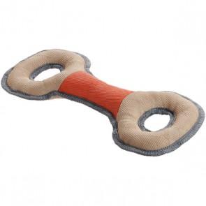 Hundespielzeug Tough Pombas Knochen 34 cm