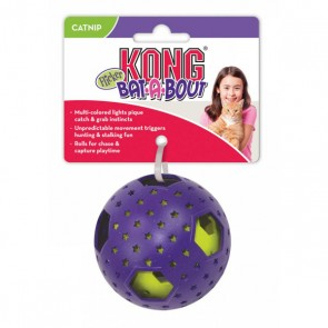 KONG® Bat-A-Bout Flicker Disco