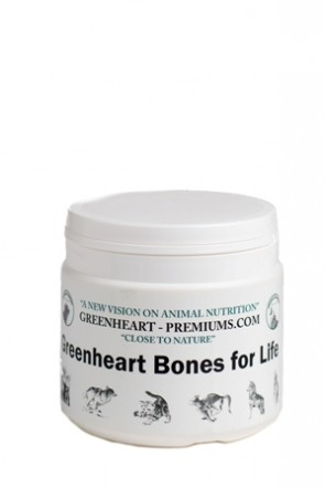 Greenheart Bones for Life 450g