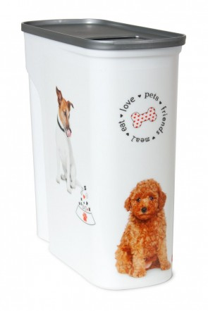 Curver Futtercontainer Hund | 6L