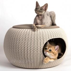 Curver Cozy Pet Home hellbeige