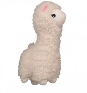 Petlando Moodles Lama Lino weiß 27cm