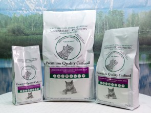 Greenheart Catfood with Fish & Rice