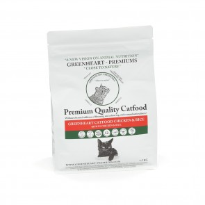 Greenheart Catfood with Chicken & Rice