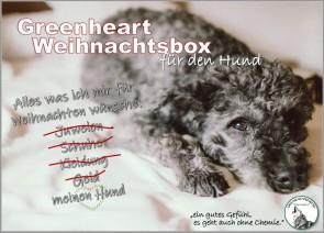 Greenheart Weihnachtsbox für den Hund