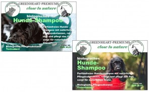 Biologisches Hundeshampoo