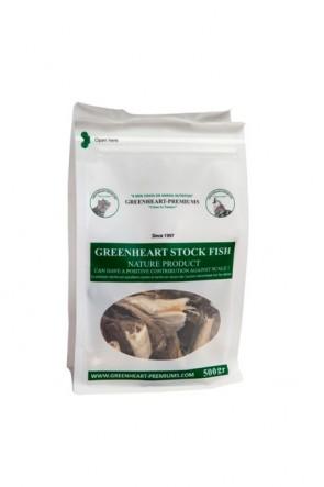 Greenheart Stockfisch